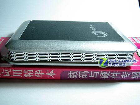 原厂品质 希捷2.5寸40G移动硬盘试用
