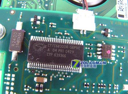 希捷原厂2.5英寸40g移动硬盘pcb电路板