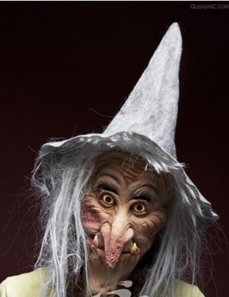 黑夜魔来袭 万圣节恐怖化装面具图赏 第2页 QQ频道 ZOL中关村在线