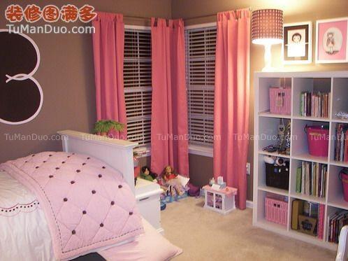 女生卧室装修设计组图