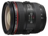 佳能EF 24-70mm f/4L IS USM整体外观图