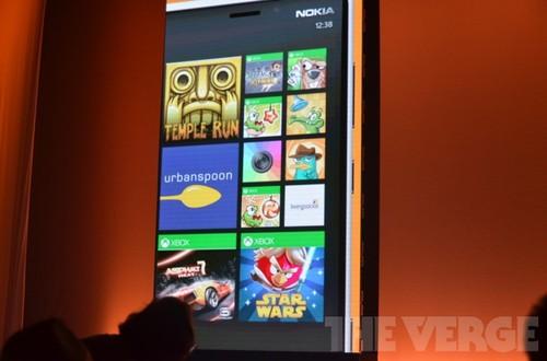 微软Windows Phone 8发布会图文直播