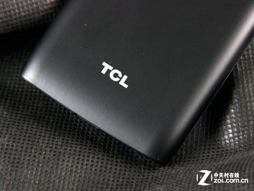 黑超遮面华丽外观 双核TCL S500 赏