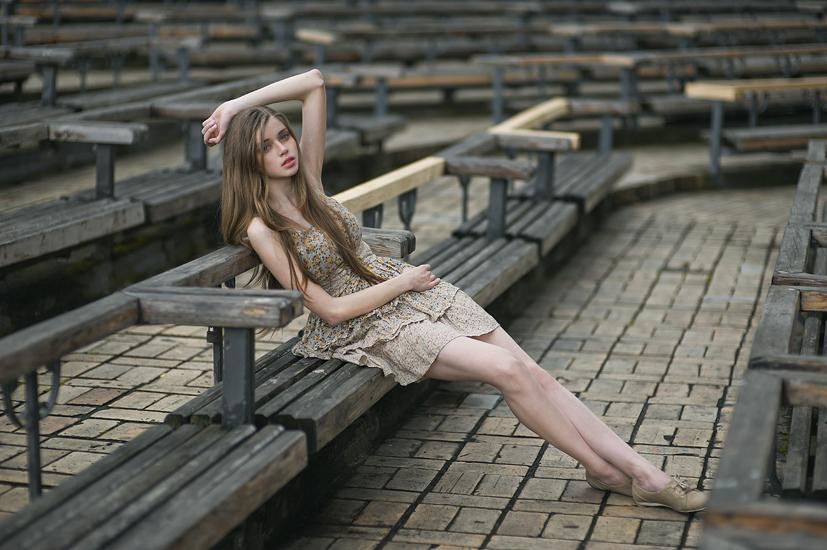 尽显唯美气质美女人像摄影作品欣赏 数码影像