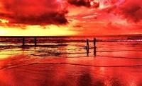 摄影论坛11月05日精选 印度洋海边画卷