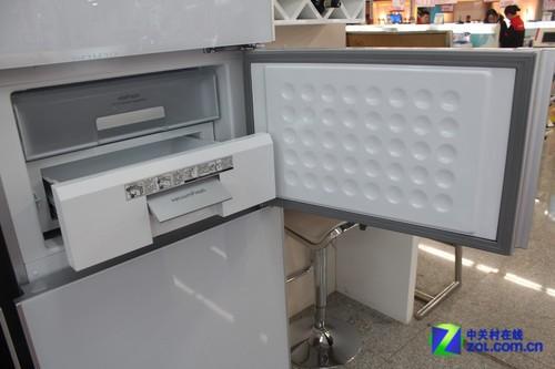 动态冷去风扇 西门子三开门冰箱8990元