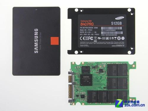 破车变跑车 三星840Pro SSD重磅首测