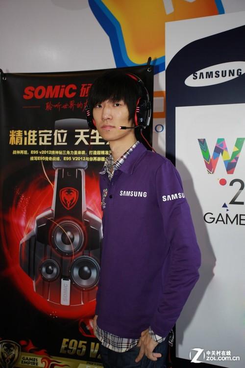 WCG上饱受赞誉 硕美科E95 V2012耳机