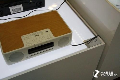 音响展2012:雅马哈全系苹果音响系列