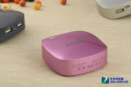 双USB输出 RICOUS RS6400上市售298元
