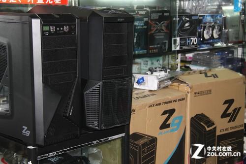 大侧透 扎曼Z11中塔箱广州报价499元