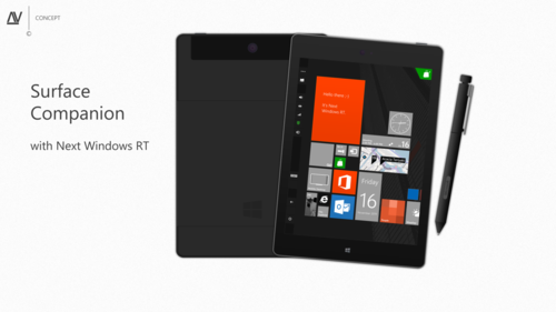 iPad mini+微软Surface 新概念平板