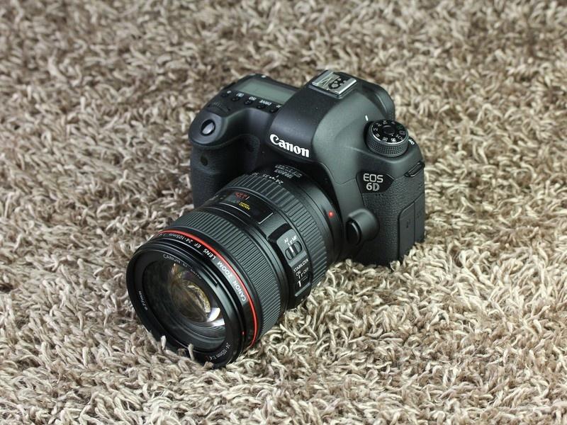 佳能高性价比全画幅机6D五一限价出售
