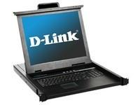 包邮 D-Link DKVM-L701 三合一17英寸 1U折叠液晶  价格低至2999  欢迎电询