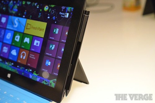 外媒试用Surface Pro 系统流畅做工精巧