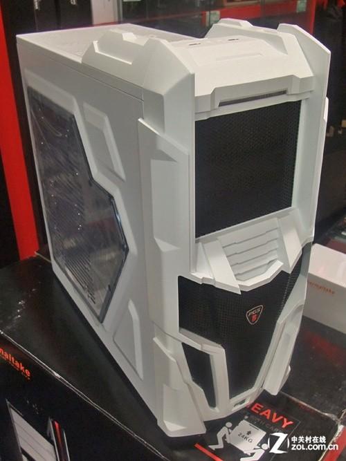 艾乐酷威震天白色版机箱699元