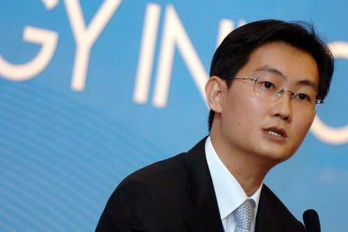 腾讯CEO马化腾 微信还不能代替电话