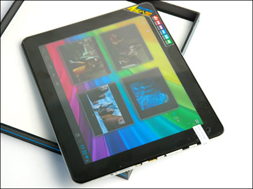 绚丽超群 普耐尔MOMO19 HD视网膜屏浏览体验