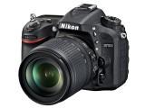 尼康D7100整体外观图