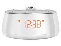 飞利浦 (PHILIPS) AJ5030 创意投影双闹钟收音机