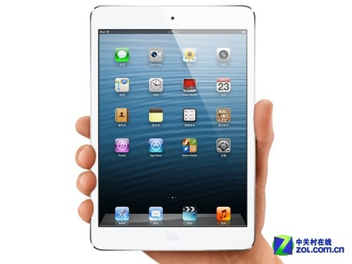 新iPad mini 视网膜屏至成本上升30%