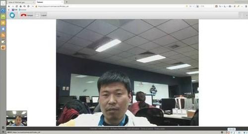 傲游云浏览器支持WebRTC  可实现语音视频通话