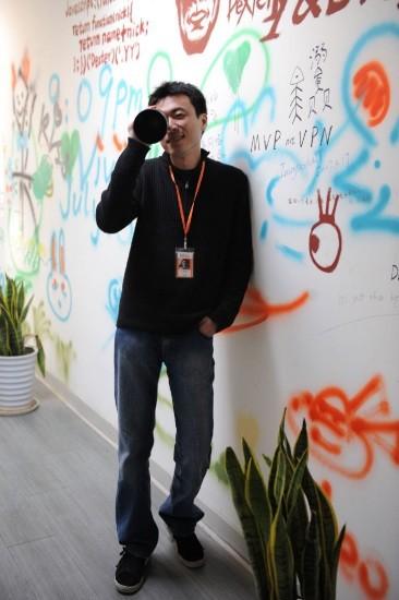 王微:开动画电影工作室 打造中国皮克斯