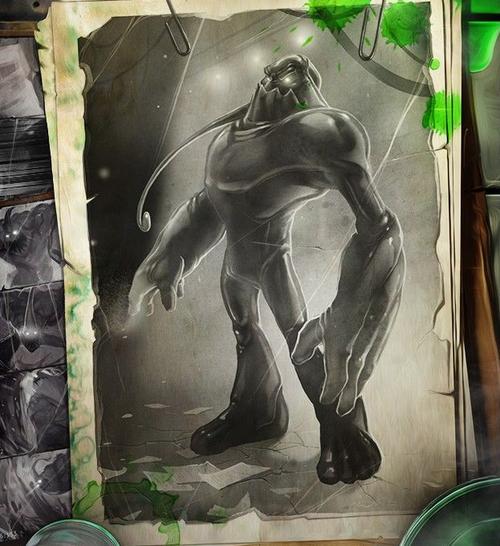 《英雄联盟》最新英雄露面 来自祖安的扎克