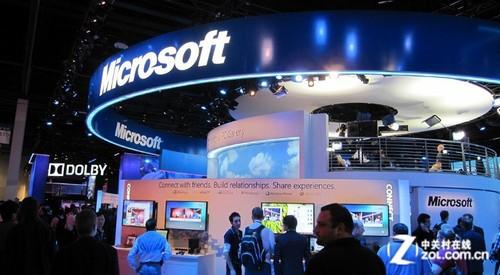 CeBIT 2013:微软将把Windows 8带上展会