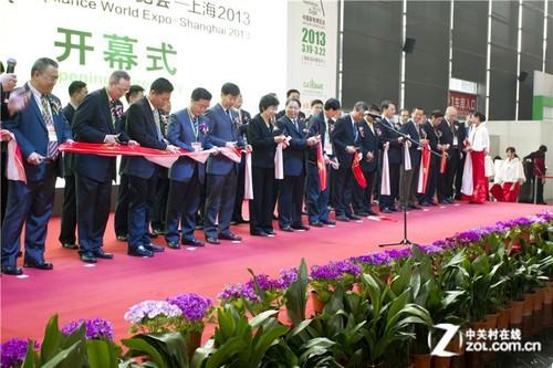上海家博会今日开幕