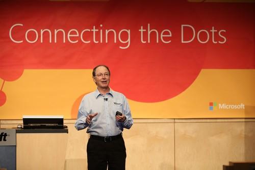 2013微软技术节开幕:从人机交互到大数据