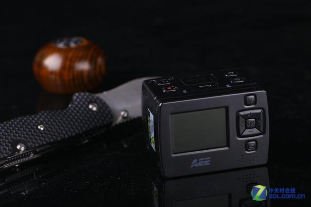 极限运动摄像机 AEE SD21雪具搭配图赏