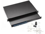 跃图 SC机架安装抽屉式光纤配线箱15562-24