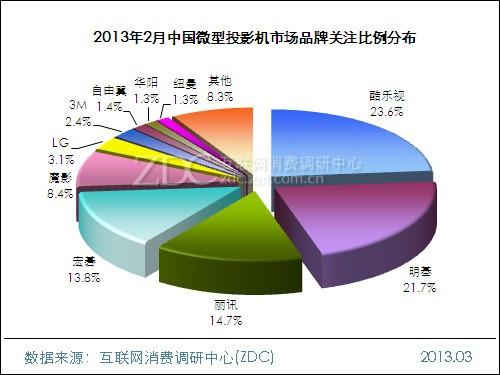 2013年2月中国微型投影机市场分析报告