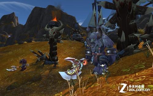 魔兽世界 体验 快捷键绑定操作方便 游戏网页游戏
