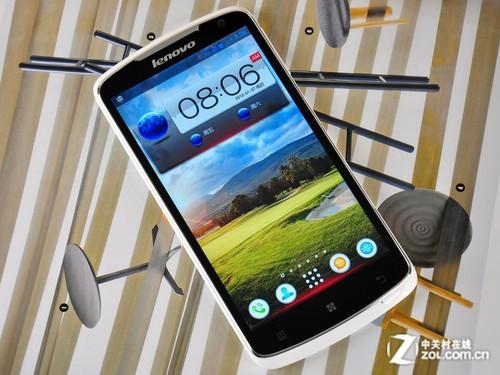 做人性化的跨界手机 四核联想S920评测