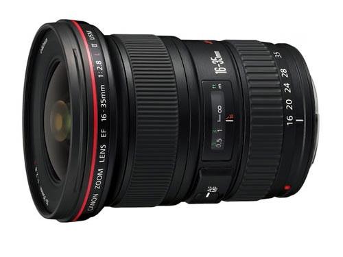 佳能EF 16-35mm f/2.8L II USM镜头评测