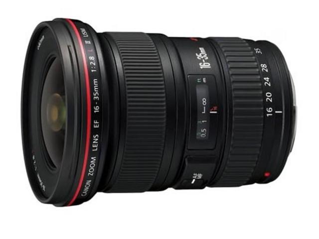 顶级广角镜头 佳能16-35mmL f2.8降价