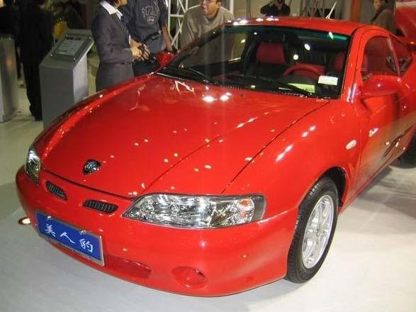 吉利美人豹1.5L AT