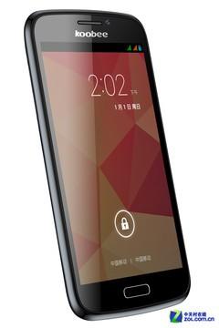 5英寸四核+双卡+安卓4.2 酷比i93上市