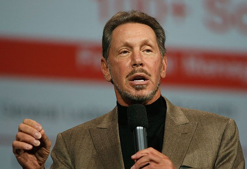 甲骨文埃里森成2012年美国薪酬最高CEO