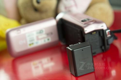佳能HF R46粉色 标配电池