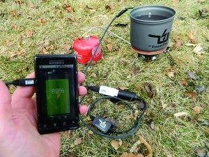 三种环保充电方式 充电一次维持三天