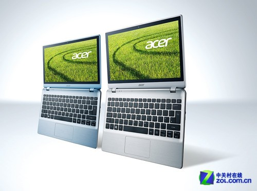 11.6-inch touch screen Acer V5-122P lightweight listed
