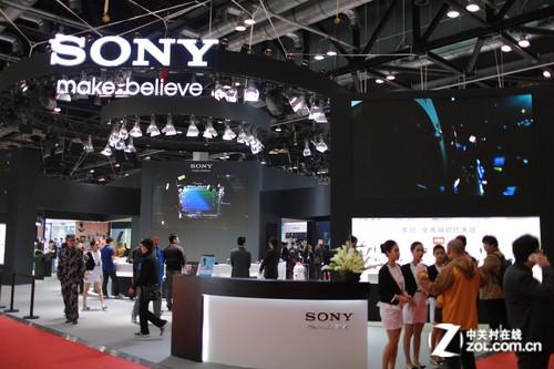 P&E2013:v展台展台强大直击索尼阵容_教室后墙布置室内设计图片
