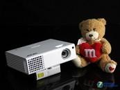 白色小清新 Acer H6510BD家用投影图赏