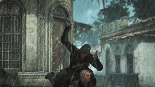 截图:育碧《刺客信条4》官方最新视频