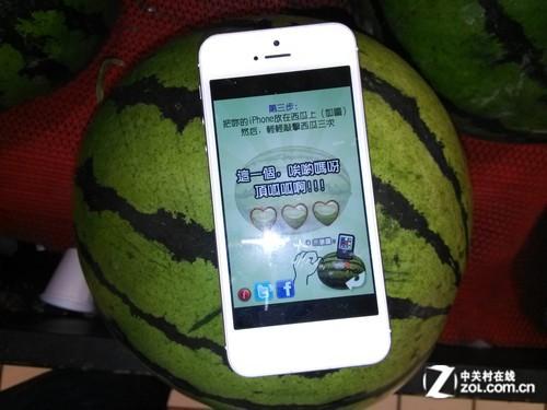 App今日免费:iWatermelon教你夏季挑西瓜