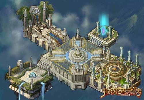 典型的欧式宫殿——英灵殿