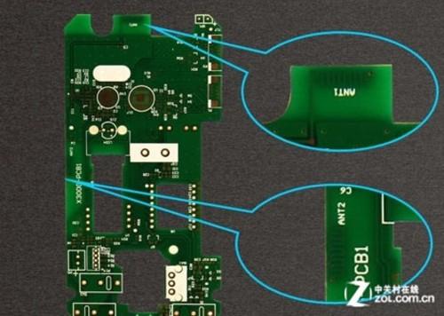 鼠标电路板分析